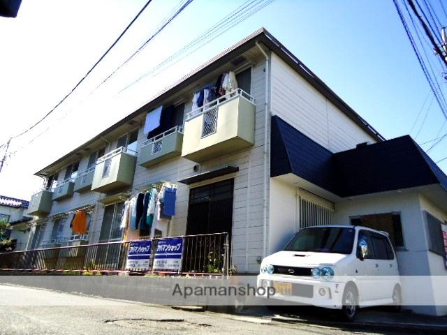 埼玉県さいたま市大宮区、日進駅徒歩25分の築28年 2階建の賃貸アパート