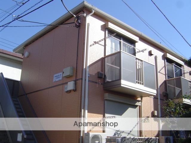 埼玉県さいたま市大宮区、北与野駅徒歩22分の築10年 2階建の賃貸アパート