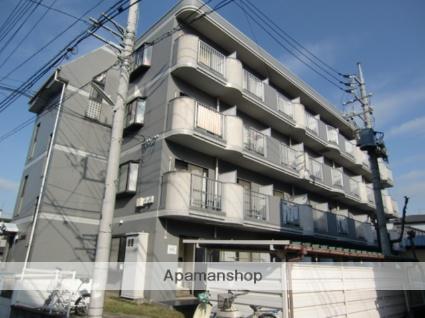 埼玉県さいたま市大宮区、北与野駅徒歩22分の築25年 4階建の賃貸マンション