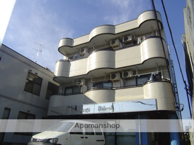 埼玉県さいたま市北区、土呂駅徒歩9分の築24年 3階建の賃貸マンション