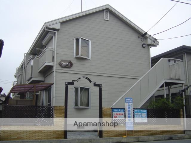 埼玉県さいたま市北区、土呂駅徒歩8分の築29年 2階建の賃貸アパート