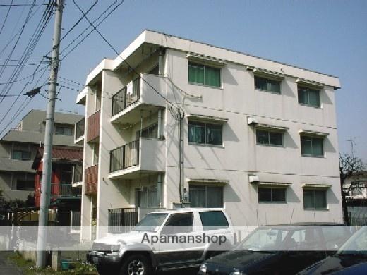 埼玉県さいたま市北区、鉄道博物館駅徒歩13分の築30年 3階建の賃貸マンション