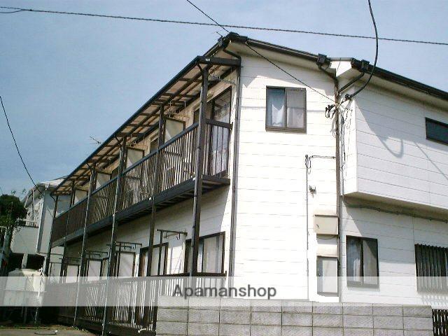 埼玉県さいたま市西区、指扇駅徒歩30分の築25年 2階建の賃貸アパート