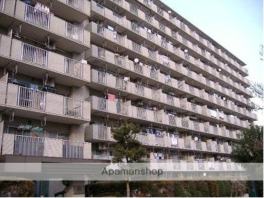 埼玉県さいたま市西区、日進駅徒歩48分の築30年 10階建の賃貸マンション