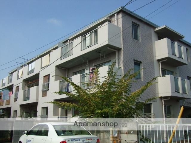 埼玉県さいたま市大宮区、大宮駅徒歩19分の築28年 3階建の賃貸マンション