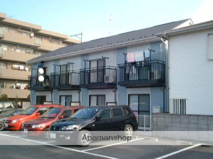 埼玉県さいたま市大宮区、大宮駅徒歩21分の築14年 2階建の賃貸テラスハウス