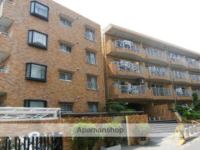 埼玉県さいたま市大宮区、大宮駅徒歩25分の築30年 4階建の賃貸マンション