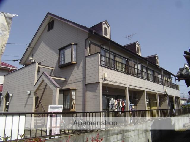埼玉県さいたま市西区、指扇駅徒歩28分の築30年 2階建の賃貸アパート