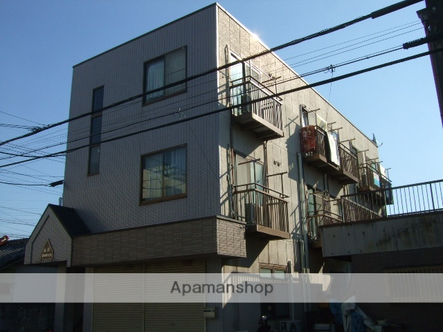 埼玉県さいたま市北区、日進駅徒歩13分の築24年 3階建の賃貸マンション