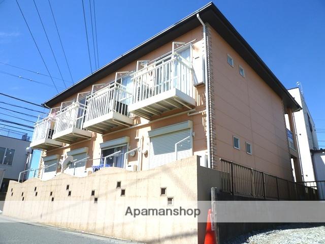 埼玉県さいたま市西区、指扇駅徒歩2分の築13年 2階建の賃貸アパート