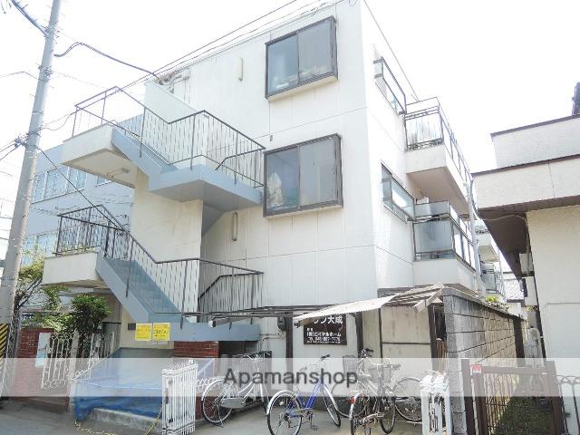 埼玉県さいたま市大宮区、大宮駅徒歩17分の築17年 4階建の賃貸マンション