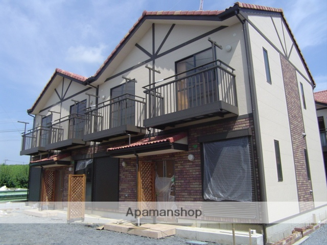 埼玉県さいたま市西区、指扇駅徒歩7分の築13年 2階建の賃貸テラスハウス