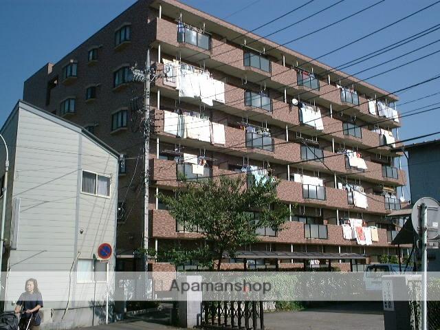 埼玉県さいたま市北区、宮原駅徒歩23分の築20年 6階建の賃貸マンション