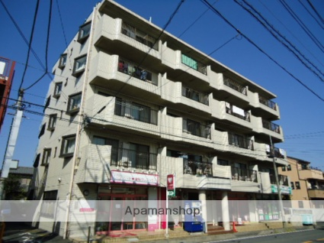 埼玉県さいたま市大宮区、大宮駅徒歩21分の築26年 5階建の賃貸マンション