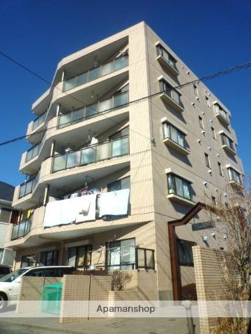 埼玉県さいたま市大宮区、日進駅徒歩28分の築27年 5階建の賃貸マンション