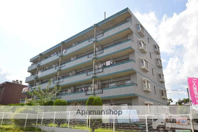 埼玉県さいたま市大宮区、大宮駅徒歩15分の築21年 5階建の賃貸マンション
