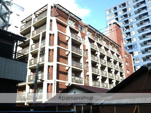 埼玉県さいたま市大宮区、大宮駅徒歩6分の築27年 7階建の賃貸マンション