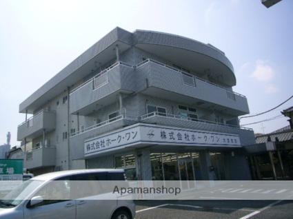 埼玉県さいたま市大宮区、北与野駅徒歩22分の築20年 3階建の賃貸マンション
