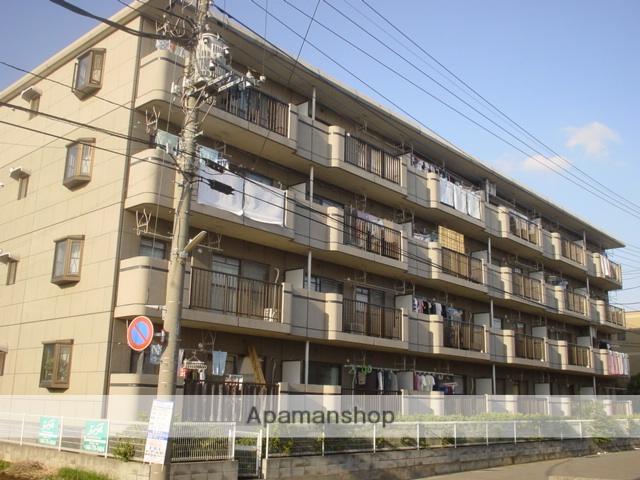 埼玉県さいたま市北区、上尾駅徒歩20分の築22年 4階建の賃貸マンション