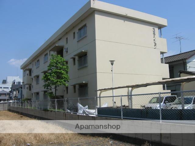 埼玉県さいたま市北区、宮原駅徒歩19分の築32年 3階建の賃貸マンション