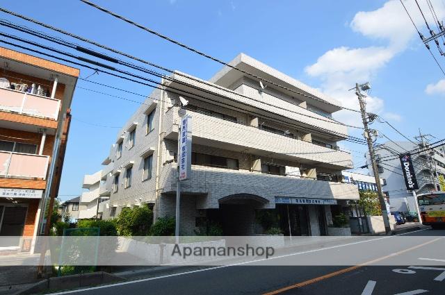 埼玉県さいたま市大宮区、大宮駅徒歩20分の築28年 4階建の賃貸マンション