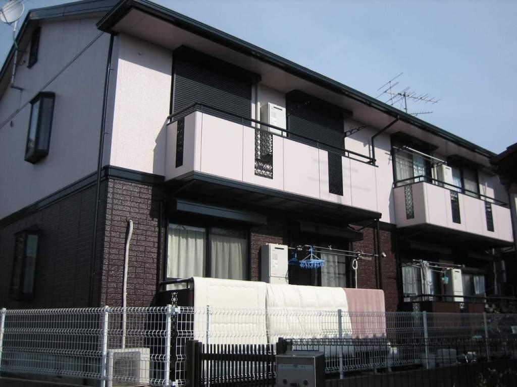 埼玉県さいたま市大宮区、大宮駅徒歩21分の築23年 2階建の賃貸アパート