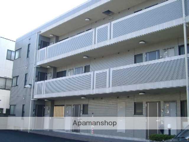 埼玉県さいたま市大宮区、大宮駅徒歩8分の築22年 3階建の賃貸マンション