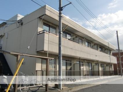 埼玉県さいたま市大宮区、北与野駅徒歩22分の築18年 2階建の賃貸アパート