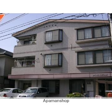 埼玉県さいたま市大宮区、日進駅徒歩27分の築25年 3階建の賃貸マンション