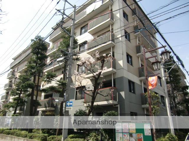 埼玉県さいたま市大宮区、大宮駅徒歩8分の築22年 6階建の賃貸マンション