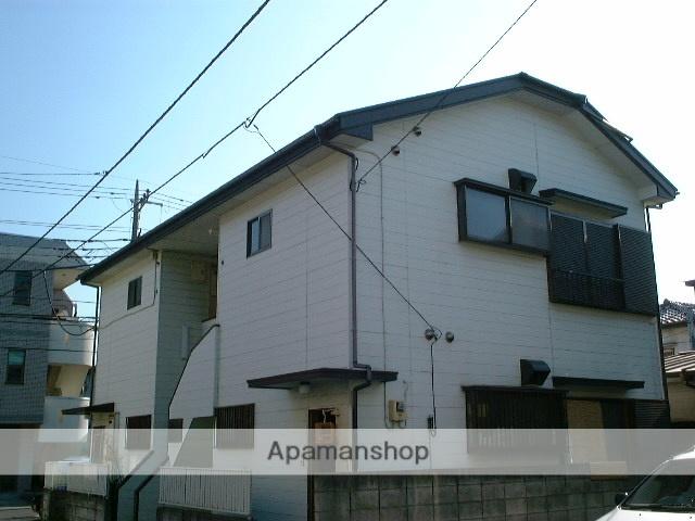 埼玉県さいたま市北区、日進駅徒歩10分の築28年 2階建の賃貸アパート