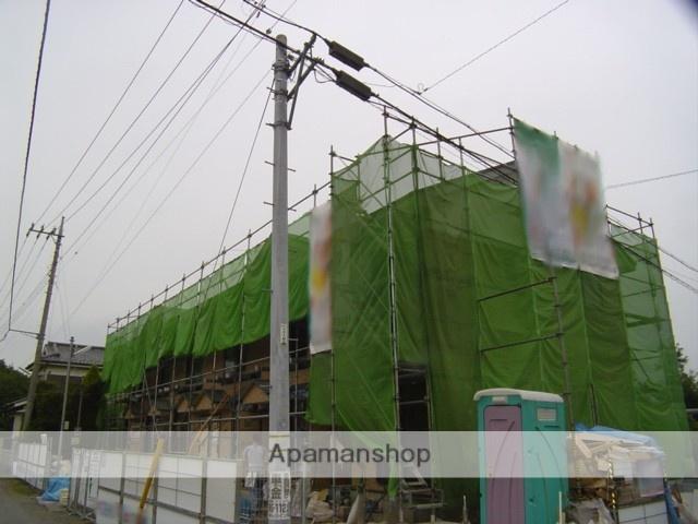 埼玉県さいたま市北区、今羽駅徒歩5分の築11年 2階建の賃貸テラスハウス