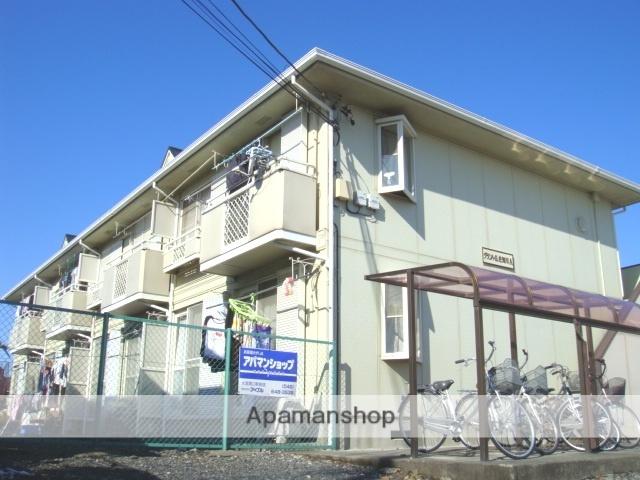 埼玉県さいたま市西区、西大宮駅徒歩29分の築23年 2階建の賃貸アパート