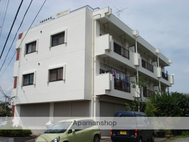 埼玉県さいたま市大宮区、土呂駅徒歩22分の築36年 3階建の賃貸マンション