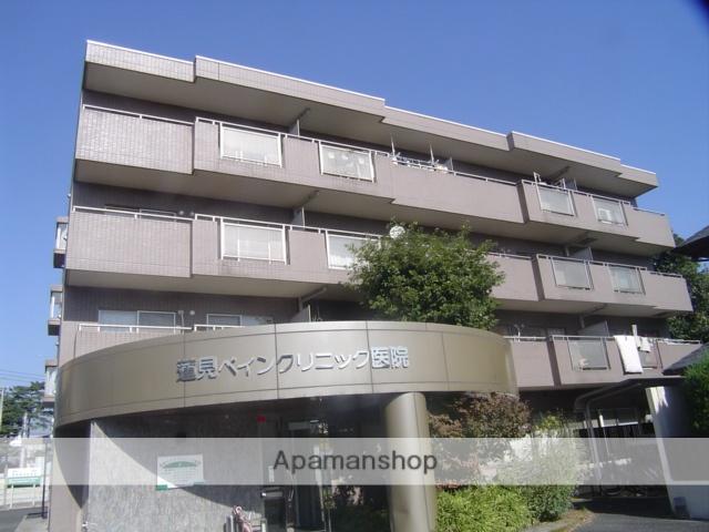 埼玉県さいたま市大宮区、土呂駅徒歩15分の築25年 4階建の賃貸マンション