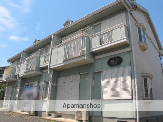 埼玉県さいたま市西区、指扇駅徒歩29分の築26年 2階建の賃貸アパート