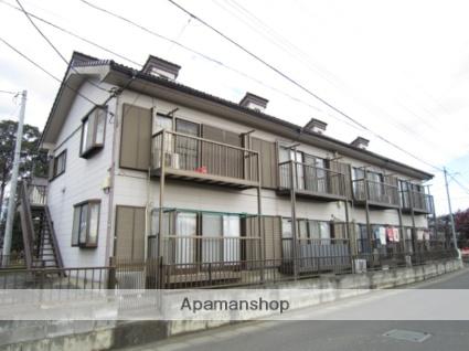 埼玉県上尾市、日進駅徒歩23分の築24年 2階建の賃貸アパート