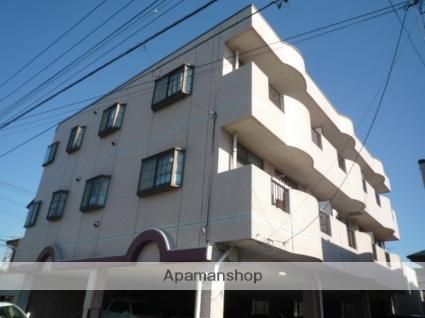 埼玉県さいたま市北区、土呂駅徒歩4分の築27年 3階建の賃貸マンション