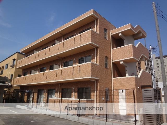 埼玉県さいたま市北区、宮原駅徒歩2分の築4年 3階建の賃貸マンション