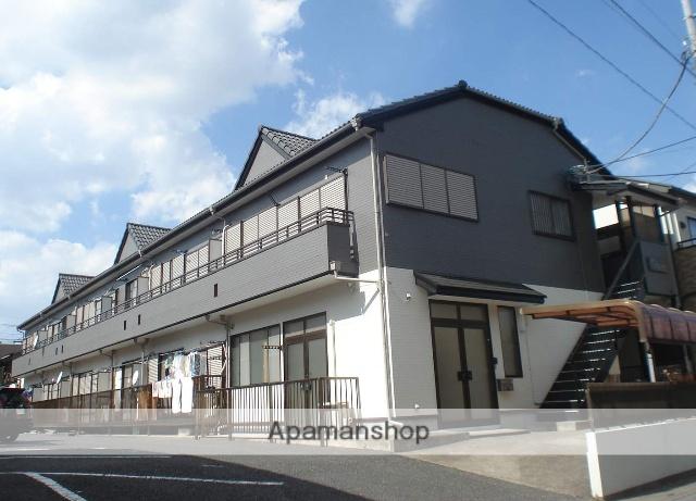 埼玉県さいたま市北区、土呂駅徒歩20分の築23年 2階建の賃貸アパート
