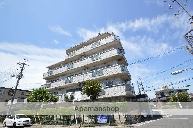 埼玉県さいたま市大宮区、北与野駅徒歩37分の築28年 5階建の賃貸マンション
