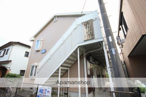 埼玉県さいたま市大宮区、大宮駅徒歩20分の築25年 2階建の賃貸アパート