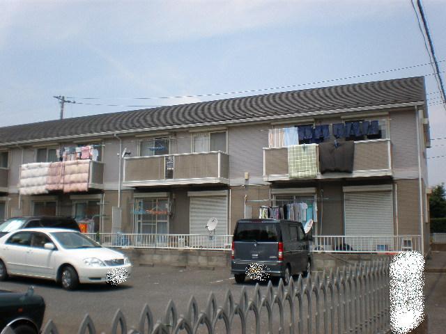 埼玉県さいたま市西区、大宮駅バス13分青葉園下車後徒歩3分の築25年 2階建の賃貸アパート