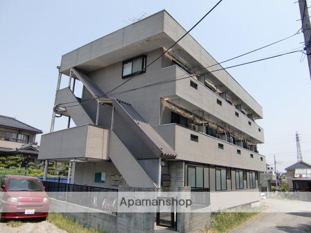 埼玉県さいたま市西区、日進駅徒歩19分の築17年 3階建の賃貸アパート