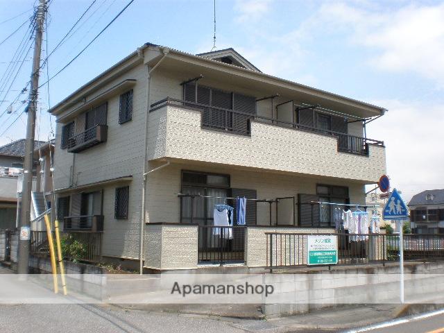 埼玉県さいたま市西区、指扇駅徒歩12分の築29年 2階建の賃貸アパート