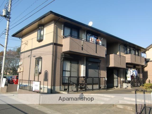 埼玉県さいたま市大宮区、大宮駅徒歩20分の築22年 2階建の賃貸アパート