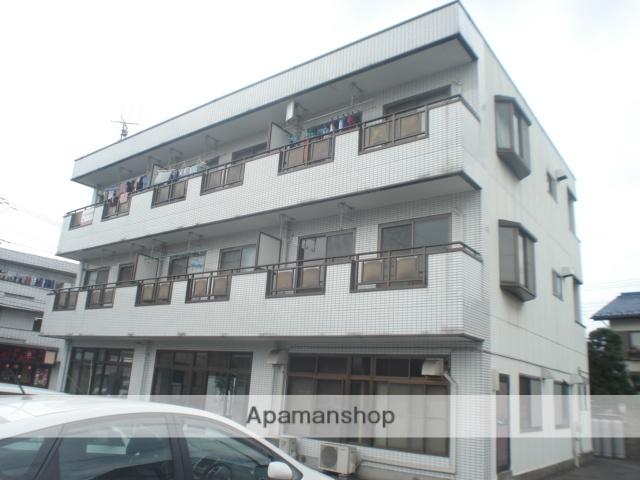 埼玉県さいたま市北区、土呂駅徒歩19分の築26年 3階建の賃貸マンション