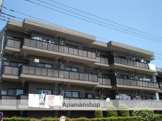 埼玉県さいたま市北区、宮原駅徒歩5分の築22年 4階建の賃貸マンション