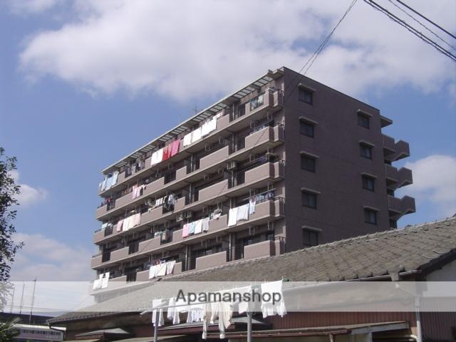 埼玉県さいたま市北区、北大宮駅徒歩9分の築18年 8階建の賃貸マンション