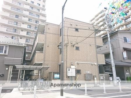 埼玉県草加市、草加駅徒歩5分の築11年 3階建の賃貸マンション